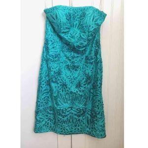 Sue Wong Embellished Dress 6