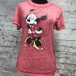OFFICIAL Disney Brand Pink Zmink Mouse Shirt! SZ S