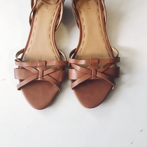 Nine West Villea Wedge Sandals
