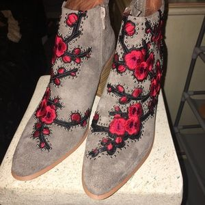 Jeffrey Campbell Cherry Blossom Booties