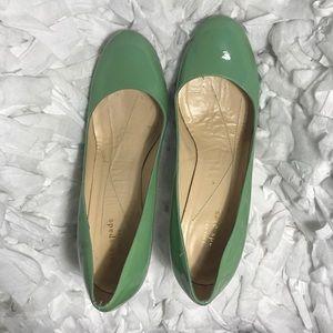 Kate Spade Pastel Green pumps