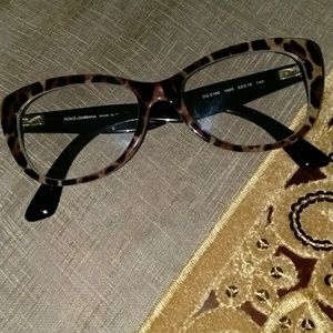 Dolce & Gabbana 3166 *mint condition*eyeglasses