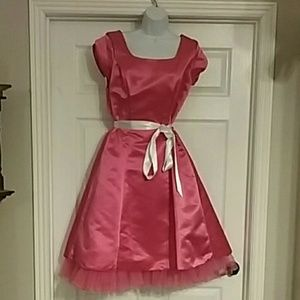 Dresses & Skirts - Modest size 14 homecoming dress