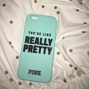 """iPhone 6/6s """"You're like really pretty"""" Case"""