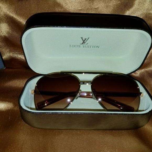 9a11b8f06950 Louis Vuitton Accessories | Lv Attitude Pilote Sunglasses | Poshmark