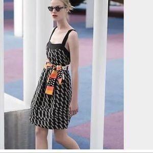 Anthropologie Maeve Dessau Dress with Belt