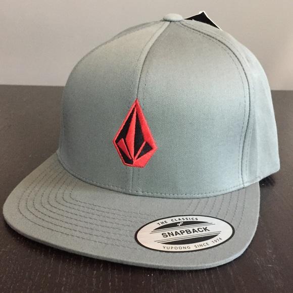 6c45bed9d6b Volcom Stone SnapBack Hat   Baseball Cap