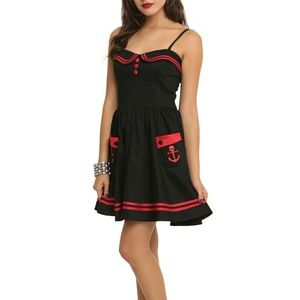 Sailor Pin up Dress