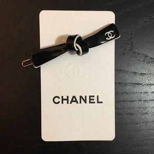 Authentic Chanel VIP Barrette