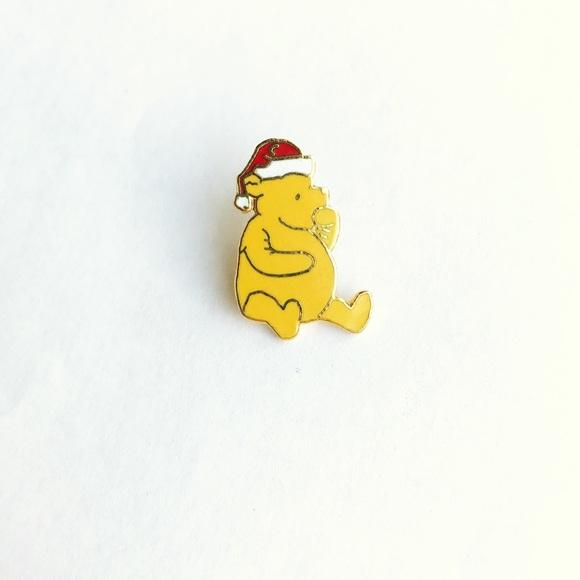 f4eea990f728 Vintage Classic Winnie the Pooh Enamel Pin. M 59c9d9202fd0b7d6050abd44.  Other Accessories ...