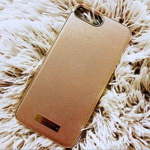 Kate Spade Gold iPhone 7 Plus case