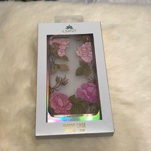 iPhone 7plus rose case