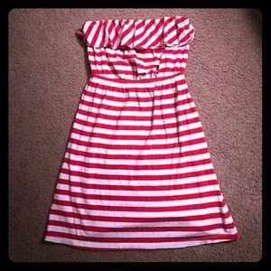 Women's Old Navy strapless sun dress.