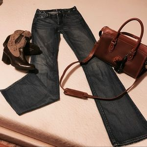 Long SEVEN 7 FOR ALL MANKIND LONG BOOTCUT Jeans
