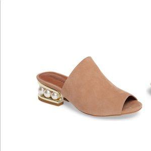 Arcita Slide Sandal JEFFREY CAMPBELL