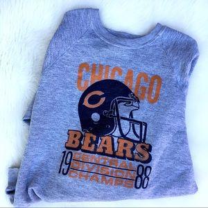 Vintage Chicago Cubs Sweatshirt
