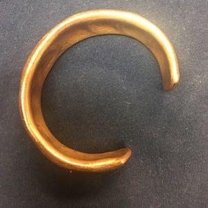 Jewelry - ‼️‼️Copper cuff bracelet - hand made 😍🌹
