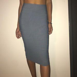 Bcbg Maxazria Bandage Pencil Skirt