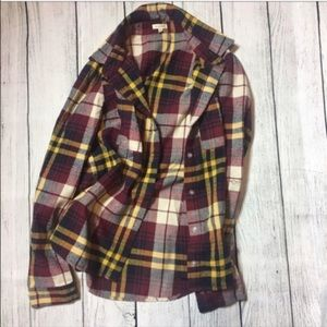 🆕Stylish plaid shirt ❤️