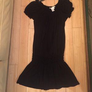 Max Studio Black Tunic Dress