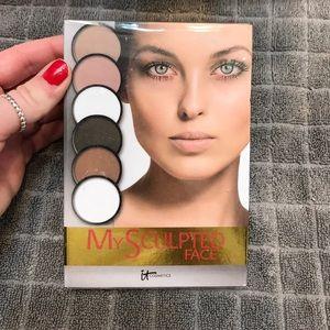 """IT Cosmetics """"My Sculpted Face"""" Contour Palette"""