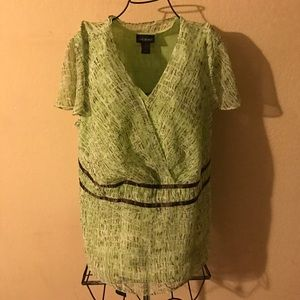🎉Lane Bryant fashion blouse size 22/24W🎉