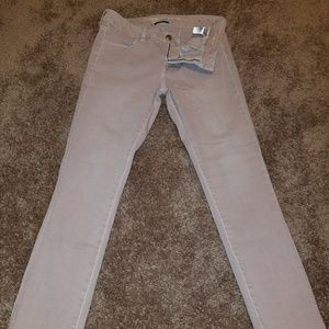 American Eagle Outfitters jegging crop