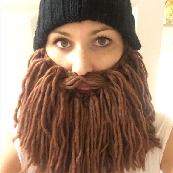 0b2eb1a7476 Beardo Other - Beardo beanie with attachable beard.