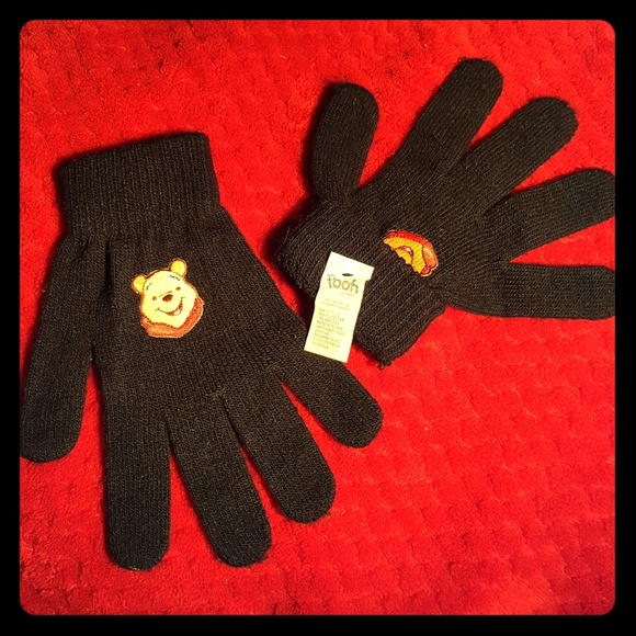 fc5f4945a816 Disney Other - BOGO Winnie the Pooh mitten gloves