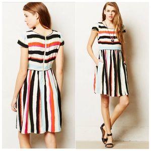 Anthropologie Maeve Women's Peralta Dress