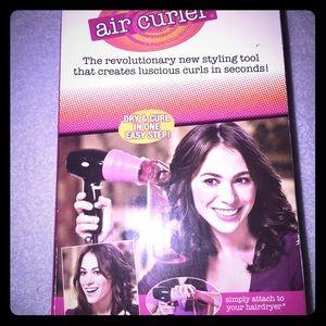 Air curler