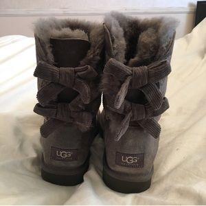 UGG Bailey Boy corduroy boot