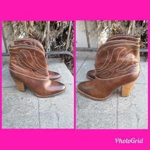 Matisse Western Style boots