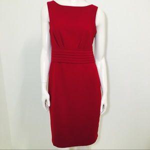 Banana Republic Gorgeous Red Career Dress!