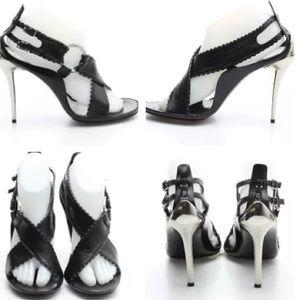 Absolutely fabulous Fendi heels