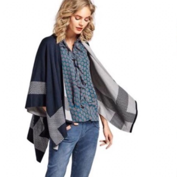 59% off CAbi Sweaters - CAbi Reversible Wrap Sweater from Julie's ...