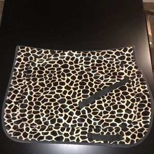 Equestrian All Purpose Animal print Saddle pad