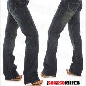New sartso killer motorcycle  jeans