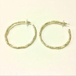 Kendra Scott Vivienne Hoop earrings
