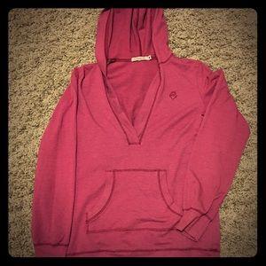 Pink saint grace hoodie