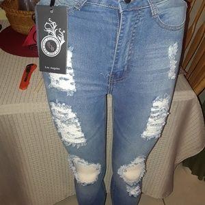Bob skinny jeans