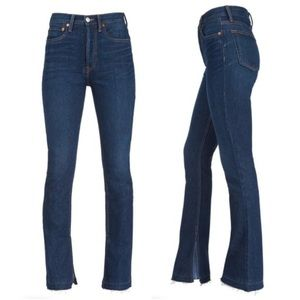 RE/DONE High Waist Originals Elsa 26 NEW with TAGS