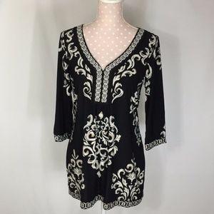 White House Black Market Tunic Size XS