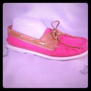 Milly Sperry Top Sider Womens 10M Boat Shoes