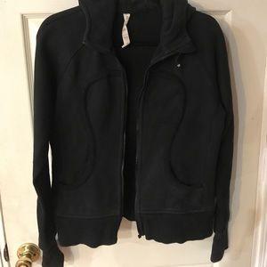 Lululemon Scuba hoodie size 10