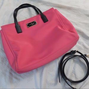 Beautiful Kate Spade Pink Satchel