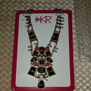 Silpada KR necklace nwt