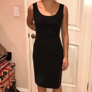 Nine West Black Midi Dress