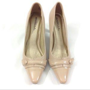 Women Marbella high heeled pumpsSize 6 M Pointed
