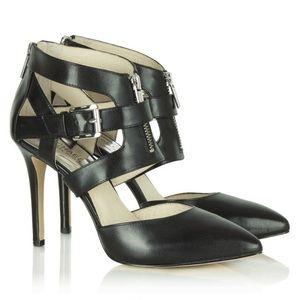 Michael Michael Kors Anya Black Shoes